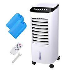 Evaporative Air Cooler Fan Portable Indoor Cooling Humidifier Remote Control
