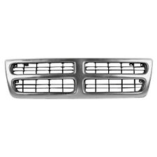New For DODGE FULL SIZE VAN Front Grille Fits 1999-2003 55075640AC CH1200230
