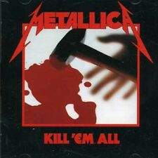 Metallica - Kill Em All [New CD] UK - Import