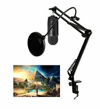 Blue Microphones Yeti USB Assassin's Creed Edition w/ Knox Studio Arm Bundle