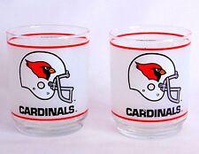 Arizona Cardinals / St Louis Cardinals Football Helmet Glass Mobile Gas Giveaway