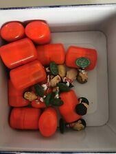 More details for microstars mini figures bundle - new and loose - 21 figures - beckham. bergkamp,