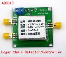 0.1-2.5G 2.4GHz AD8313 RF Power Meter Logarithmic Detector Controller 70dB Amp