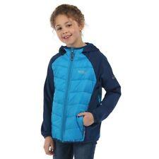 Cappotti e giacche blu sintetico per bambini dai 2 ai 16 anni