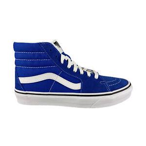 Vans Sk8-Hi blau/weiß Damen Sneaker VN0A38GEVJI1