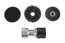 Laser Tools 6401 Brake Hub Abrasive Adaptor Set - 1/2 Drive