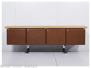 KNOLL INTERNATIONAL - Sideboard Lowboard Chefzimmer Kommode by WARREN PLATNER