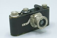 Vintage Leica Ia early camera with case. C.1928