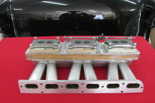 Custom Intake Manifold used in Competition Eliminator Atlas 4200 4.2 Liter