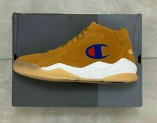 Mens Champion Zone Mid Suede Trainers Sneakers Casual Gym Ltd Edition 93 RETRO