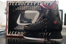 ICE HOCKEY SKATES - FAVER INDUSTRIES ICER 069 -  SIZE 41 - IN DOOS
