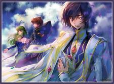 C96 Code Geass Lelouch C.C. Suzaku Circle Frontier Game Doujin Character Sleeves