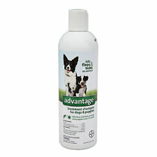 Advantage Ii Advantage Flea and Tick Dog Shampoo 12oz