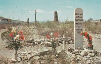 LAM(W) Tombstone, AZ - Graves of Billy Clanton and Tom and Frank McLowery