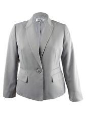 Le Suit Women's One-Button Blazer