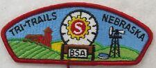 Tri-Trails Council North Platte, NE S-2 ($7-9) [B2722]