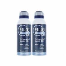 Etiaxil Déodorant Homme Anti-Transpirant Contrôle 48h Lot de 2x150ml
