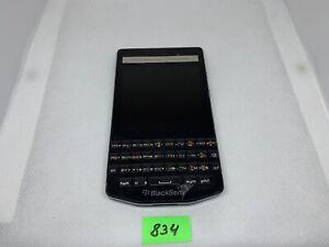 BlackBerry Porsche Design P'9983 - 64GB - Black (Unlocked)  Smartphones READ