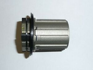 Novatec D462 and D162 Shimano 11 speed 5 pawl freehub.
