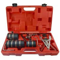 Piston Ring Compressor Cleaner Cleaning Service Tool Kit 9pc