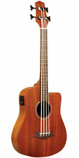 Gold Tone M-Bass Fretless Acoustic Electric MicroBass incl Gig Bag