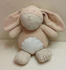 "Mamas & Papas Harriet LEPRE 8 ""Floppy giocattolo morbido Beanie Peluche comforter.washable"