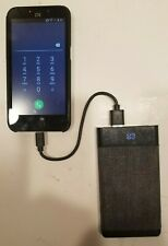 ZTE Avid Trio Z833 Android Smart Phone + Power Bank