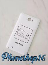 Original Samsung Galaxy Note N7000 i9220 Akkudeckel Deckel Backcover Weiß NEU