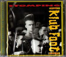 Stomping At The Klub Foot- Best of Psychobilly Vol.5 CD NEW Skitzo/Highliners