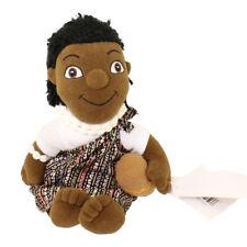 Disneyland Small World African Boy bean bag plush Disney beanie doll toy NEW