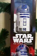 "NIB! STAR WARS,The Force Awakens,R2-D2.Disney, Hasbro,Figure about 7"""