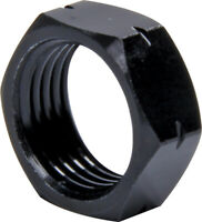 Ti22 PEFORMANCE Jam Nuts 5/8-18 LH Thin OD Alum Black 10pk P/N - TIP8273-10