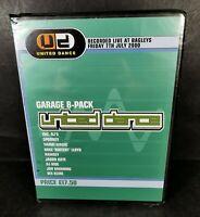 United Dance Live at Bagleys Drum & Bass Rave Album Tape Cassette (1 Missing)