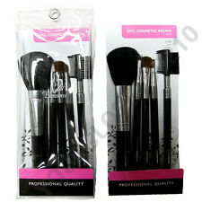 5pc Professional Quality Soft Cosmetic Makeup Brush Set Gift Kit Travel Tool