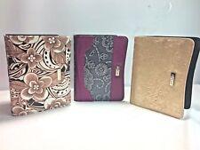 Lot (3) MICHE Lulu Maddy Mandi Petite Mini Handbag Purse Shells