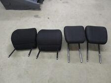 2007 - 2013 Suzuki SX4 Set of 4 Black 2 FRONT 2 REAR OEM USED 08 09 10 11 12 07