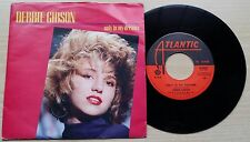"DEBBIE GIBSON - ONLY IN MY DREAMS - 45 GIRI 7"" - ITALY PRESS"