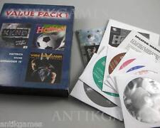KKND & Hattrick & Wing Commander IV 4 CD-Version in Bigbox Erstauflage PC DOS