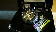 Traser Pioneer Chronograph Timer New Quartz Model 102908 with Illuminated Date.