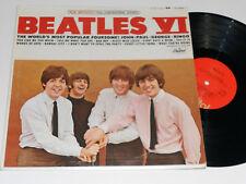 THE BEATLES VI Capitol Records VG++ album