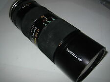 CANON FD FIT 70-210 F3.5/4 BBAR MC TAMRON SP CF TELE MACRO Film/Digital