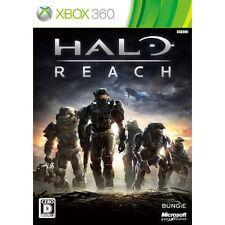 Halo: Reach (Microsoft Xbox 360, 2010)COMPLETE GAME CASE MANUAL NES HQ