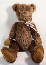Teddy Bear. Handmade fully jointed brand new