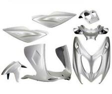 1100187 SET CARENE 7 PEZZI grigio metallizzato- Aerox/Nitro