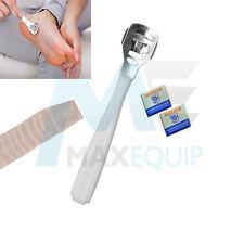 Callus Remover Shaver Corn Hard Dead Skin Rasp Foot Pedicure 10 Blades