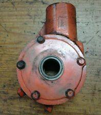 Ariens Snowblower Cast Iron Auger Gearcase 22000 Gearbox Cover Bolts NO GEARS