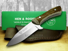 HEN & ROOSTER AND Stag Fixed Blade Knives Knife