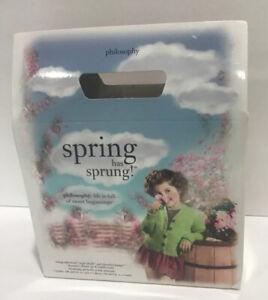Philosophy Spring Has Sprung Shampoo Shower Gel & Bath Bubble Chick Cookie Bunny