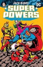 SUPER POWERS by JACK KIRBY TPB DC Comics Collects Vol 1 #1-5 & Vol 2 #1-6 TP