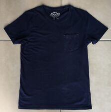 Next Tee T Shirt T-Shirt Medium Navy Blue